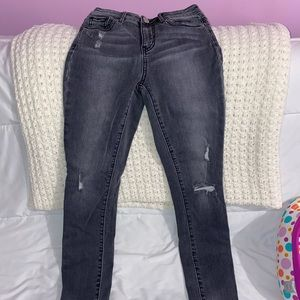 Tilly's RSQ Black skinny jeans